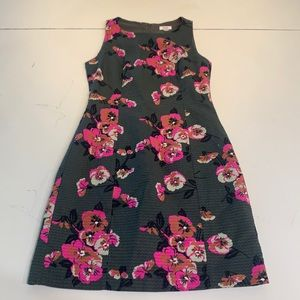 Fossil Floral Dress